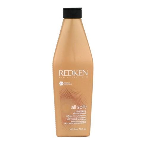 Redken Argan Oil All Soft Shampoo - 10.1 fl oz - image 1 of 3