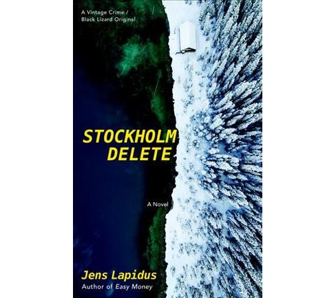 Stockholm Delete -  by Jens Lapidus (Paperback) - image 1 of 1