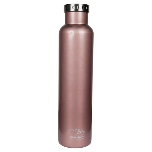Seven/Fifty Wine Growler - Rose Gold - image 1 of 1