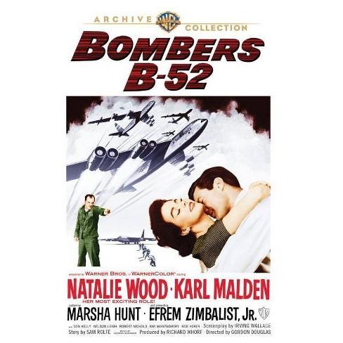 Bombers B-52 (DVD)(2018) - image 1 of 1