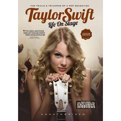 Taylor Swift: Life on Stage (DVD) - image 1 of 1