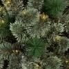 4.5ft Pre-lit Artificial Christmas Tree Virginia Pine Clear Lights - Wondershop™ - image 2 of 4