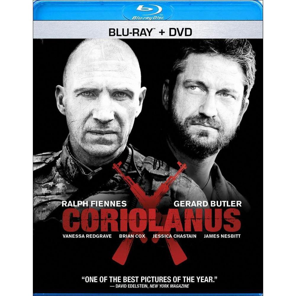 Coriolanus (Bd/Dvd Combo) (Blu-ray)