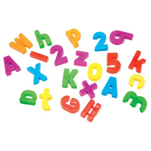 Educational Insights Magnetic Alphabet and Numbers - image 1 of 2