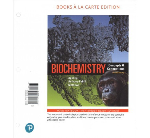 Biochemistry : Concepts and Connections, Books a La Carte Edition -  (Paperback) - image 1 of 1