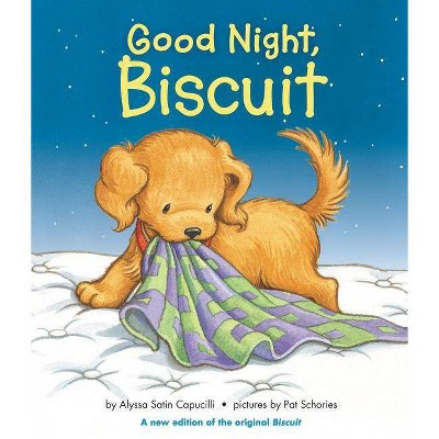 Good Night Biscuit by Alyssa Satin Capucilli (Board Book)