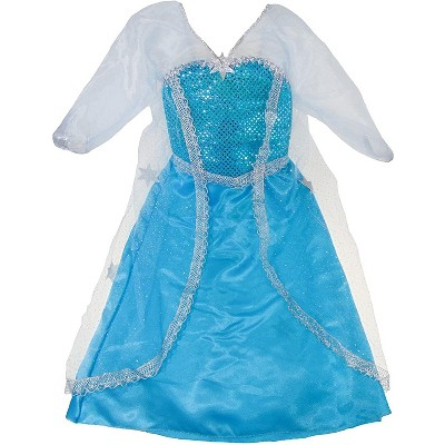 Creative Education Ice Crystal Queen Child Costume