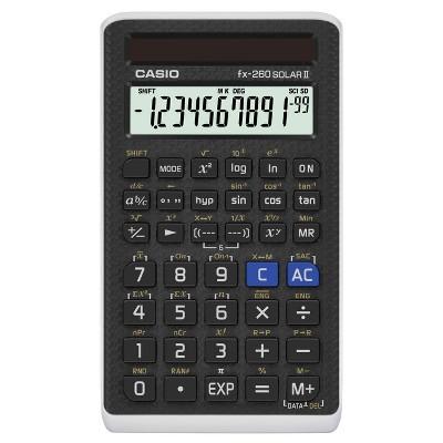 Casio fx-260SolarII Scientific Calculator