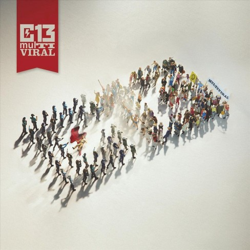 Calle 13 - Multiviral (CD) - image 1 of 1