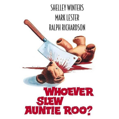 Whoever Slew Auntie Roo? (DVD) - image 1 of 1