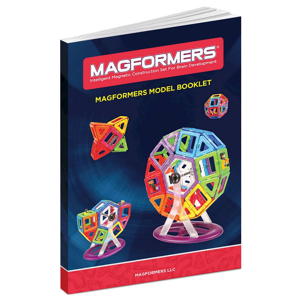 Magformers 50 PC Set, Magnetic Building Sets