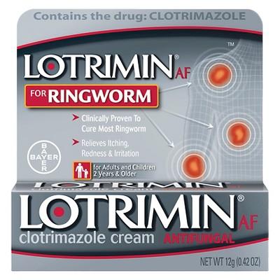 Lotrimin Antifungal Ringworm Cream - .42oz