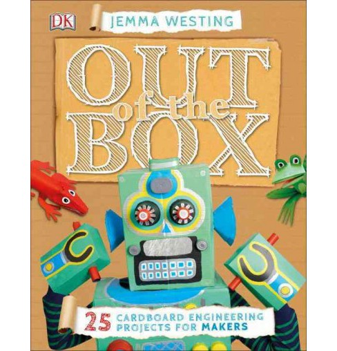 Out of the Box -  by Jemma Westing (Hardcover) - image 1 of 1