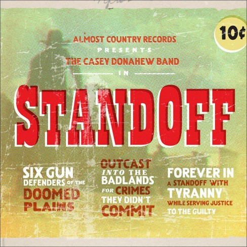Casey band donahew - Standoff (CD) - image 1 of 2
