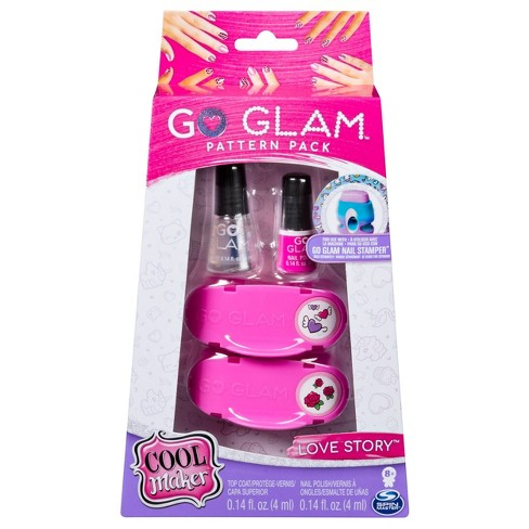 Cool Maker Go Glam Nails Fashion Pack Large - Love Story - image 1 of 4