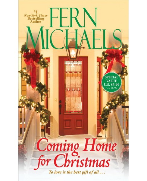 Coming Home for Christmas -  by Fern Michaels (Paperback) - image 1 of 1
