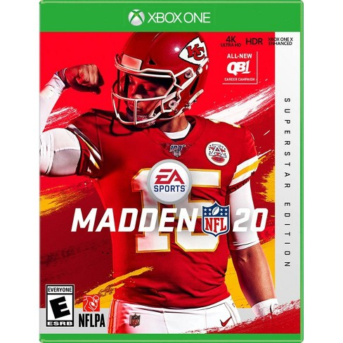 Madden NFL 20: Superstar Edition - Xbox One - image 1 of 4