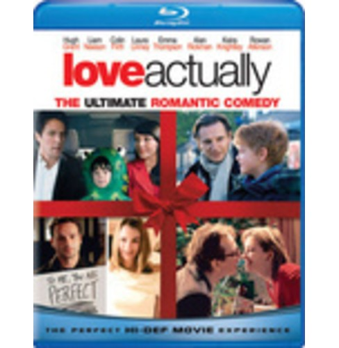 Love actually (Includes digital hd ultraviolet) (Blu-ray) - image 1 of 1