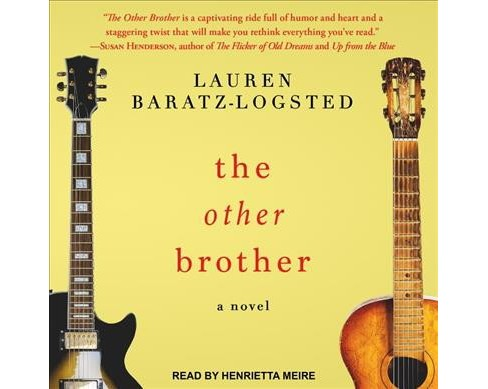 Other Brother -  by Lauren Baratz-Logsted (MP3-CD) - image 1 of 1