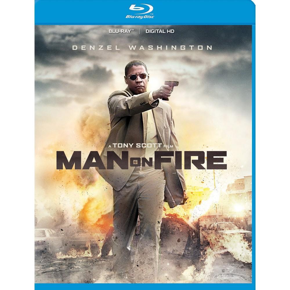 Man On Fire (Blu-ray), Movies