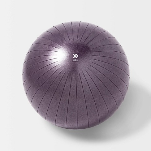 Stability Ball 65cm Purple - All in Motion™ - image 1 of 3