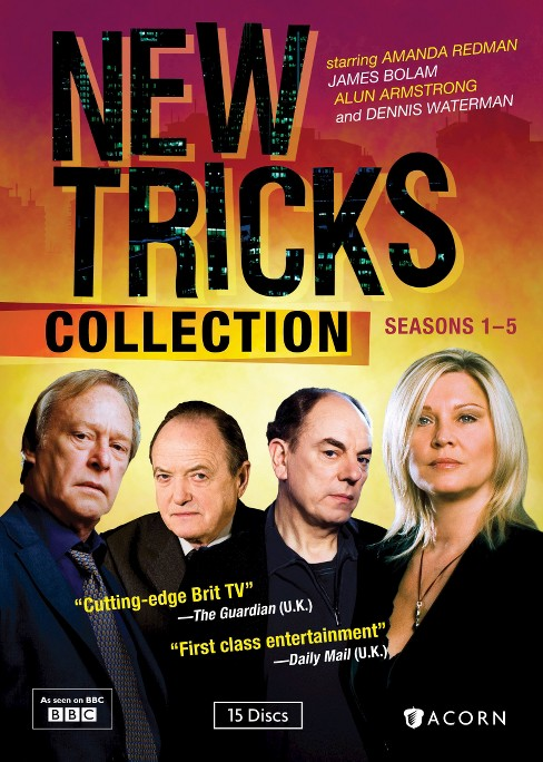 New tricks collection:Series 1-5 (DVD) - image 1 of 1