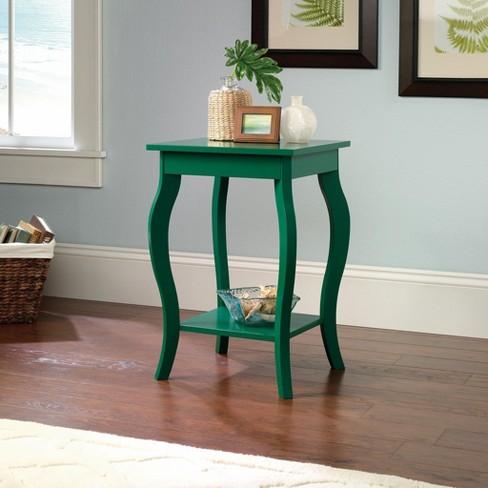 Harbor View Side Table - Green Pantone - Sauder - image 1 of 4