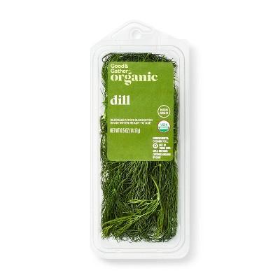 Organic Dill - 0.5oz - Good & Gather™
