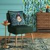 Chelidon Velvet Slipper Chair - Opalhouse™ - image 2 of 4