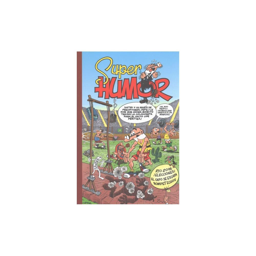 Mortadelo y Filemon 61 : Súper Humor - by F. Ibau00f1ez (Hardcover)