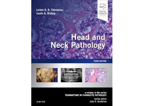 Head and Neck Pathology (Hardcover) (M.D. Lester D. R. Thompson & M.D. Justin A. Bishop) - image 1 of 1