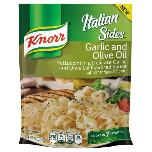 Knorr Pasta Sides Garlic and Olive Oil 4.0oz - image 1 of 1