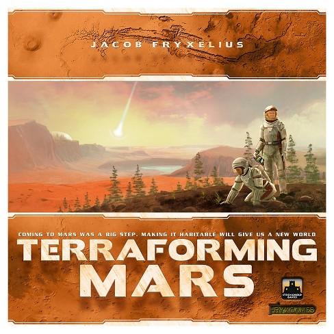 Terraforming Mars Board Game - image 1 of 3