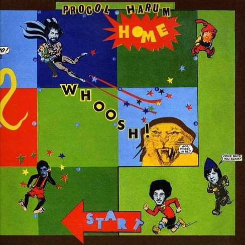 Procol Harum - Home (CD) - image 1 of 1