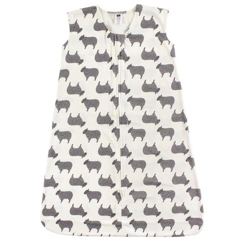 Hudson Baby Infant Cotton Sleeveless Wearable Sleeping Bag, Sack, Blanket, Sheep - image 1 of 1