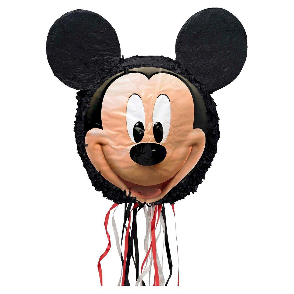 Image of Mickey Mouse Pinata, party decorations and accessories