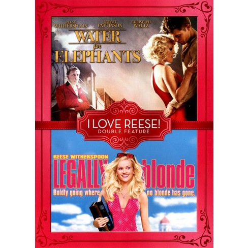 Water for Elephants / Legally Blonde (DVD) - image 1 of 1