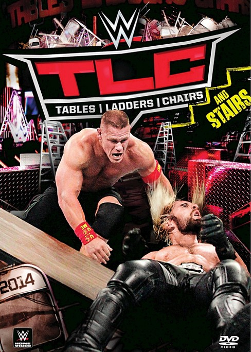 Wwe:Tlc tables ladder & chairs 2014 (DVD) - image 1 of 1