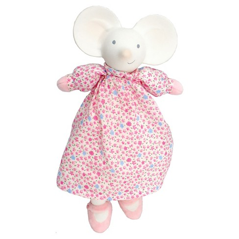 Meiya & Alvin the Mouse Soft Toy - Cream - image 1 of 3