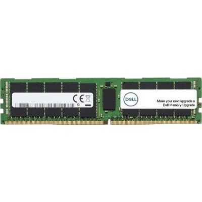 Dell 64GB DDR4 SDRAM Memory Module - For Server, Computer - 64 GB - DDR4-2933/PC4-23400 DDR4 SDRAM - 1.20 V - ECC - Registered - 288-pin - DIMM