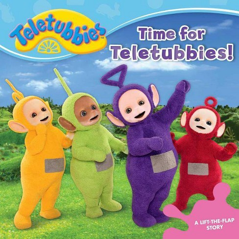 Time for Teletubbies! - by  Tina Gallo (Paperback) - image 1 of 1