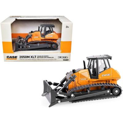 "Case 2050M XLT Crawler Dozer ""Case Construction"" 1/50 Diecast Model by ERTL TOMY"