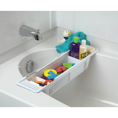 kidco bath storage basket target rh target com target bathroom countertop storage target bathroom storage over toilet
