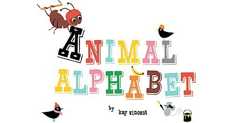 Animal Alphabet (Hardcover) (Kay Vincent) - image 1 of 1