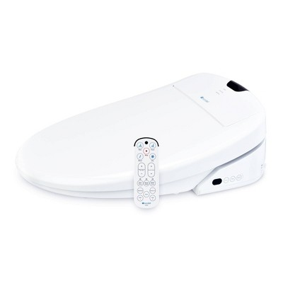 Swash Luxury Bidet Seat White - Brondell