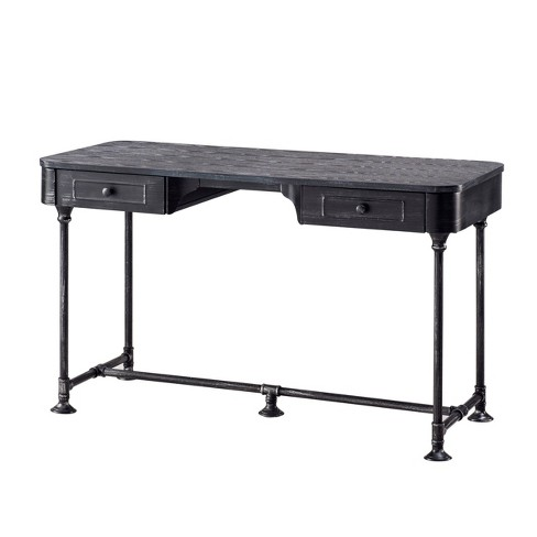 Elmore 2 Drawer Writing Desk - Aiden Lane - image 1 of 4
