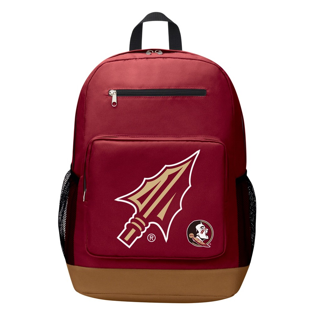 NCAA Florida State Seminoles Playmaker Backpack, Multi-Colored