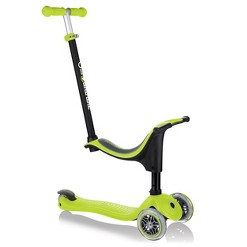 Globber Go Up 4 in 1 Scooter - Lime Green