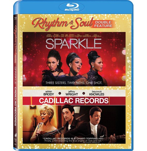 Cadillac Records/Sparkle (Blu-ray) - image 1 of 1