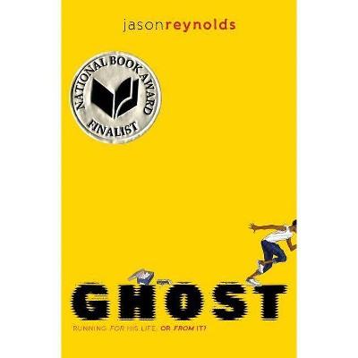 Ghost, 1 - (Track) by  Jason Reynolds (Paperback)